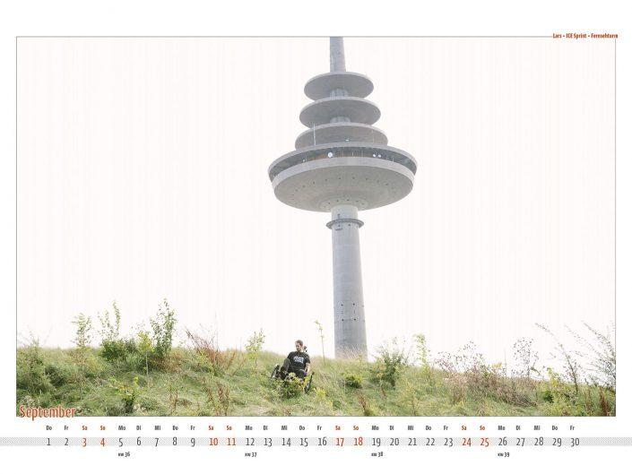 Fotograf Münster - Fahrradkalender Münster